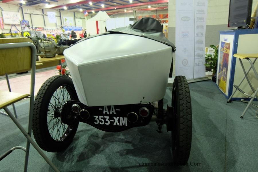 Salsmon val3 1913 au salon de reims patrimoineautomobile com for Salon auto reims