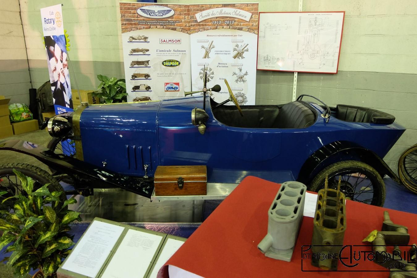 L 39 amicale salmson reims patrimoineautomobile com for Salon auto reims