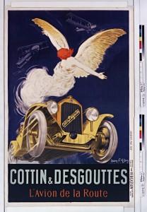 cottin-desgoutte-1926-jean-dylen-208x300 La France adopte la Lorraine Affiche