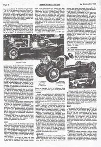 20_octobre_1929-dimanche-auto-n89-206x300 La Lorraine 15 CV au salon de 1929 La Lorraine au salon de 1929 Lorraine Dietrich