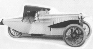 DYRSAN-SPORTS-MODEL-1925-300x158 D'Yrsan type DS de 1925 Cyclecar / Grand-Sport / Bitza Divers