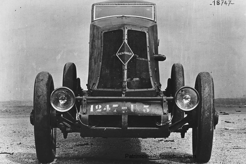 renault nm 40cv des records de 1926