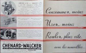 coach chenard et walcker aigle 4 s de 1933 patrimoine automobile com. Black Bedroom Furniture Sets. Home Design Ideas