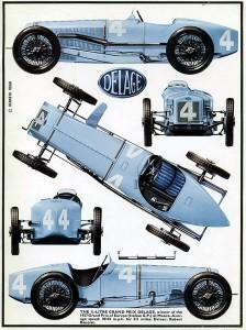 Delage-1500-cc-1927-224x300 Delage 1500 cc 1926 (3/3) Cyclecar / Grand-Sport / Bitza Divers Voitures françaises avant-guerre