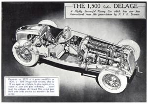 Delage-1500-cc-6-1-300x211 Delage 1500 cc 1926 (3/3) Cyclecar / Grand-Sport / Bitza Divers Voitures françaises avant-guerre