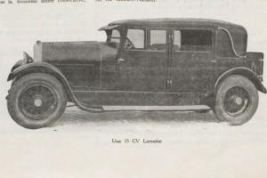 """LD-1926-la-revue-limousine3-300x200 Lorraine-Dietrich millésime 1927 dans """"La revue Limousine"""" article sur Lorraine Dietrich 1927 Lorraine Dietrich"""