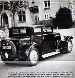 Voisin-C24-Carène-5-286x300 1932/1934 La Voisin C24 Carène Voisin