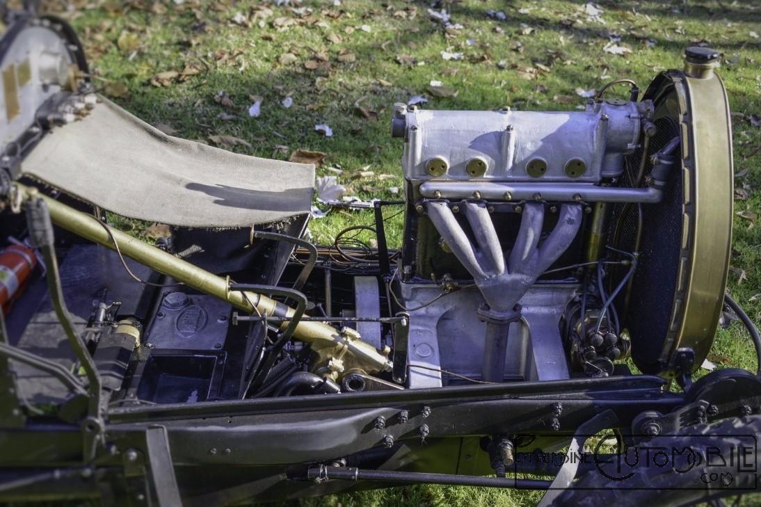 bugatti type 13 brescia de 1920