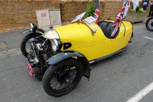 """Morgan-Super-Aero-1930-6-300x200 Morgan """"Super-Aéro"""" 1930 (Tricyclecar) Cyclecar / Grand-Sport / Bitza Divers Voitures étrangères avant guerre"""