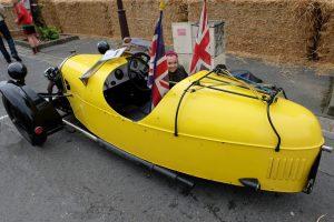 """Morgan-Super-Aero-1930-7-300x200 Morgan """"Super-Aéro"""" 1930 (Tricyclecar) Cyclecar / Grand-Sport / Bitza Divers Voitures étrangères avant guerre"""