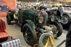 """Bentley-3-300x200 Bentley 4½ Litres """"Blower"""" 1930 Divers Voitures étrangères avant guerre"""