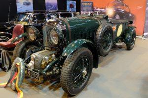"""Bentley-4-300x200 Bentley 4½ Litres """"Blower"""" 1930 Divers Voitures étrangères avant guerre"""