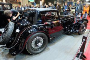 Aston-Martin-1500-de-1930-5-300x200 Aston Martin 1500 cc Coupé de 1930 Cyclecar / Grand-Sport / Bitza Divers Voitures étrangères avant guerre