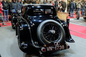 Aston-Martin-1500-de-1930-6-300x200 Aston Martin 1500 cc Coupé de 1930 Cyclecar / Grand-Sport / Bitza Divers Voitures étrangères avant guerre