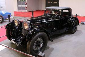 Aston-Martin-Headlam-Coupé-1500-1930-retromobile-2016-une-femme-une-collection-300x200 Aston Martin 1500 cc Coupé de 1930 Cyclecar / Grand-Sport / Bitza Divers Voitures étrangères avant guerre