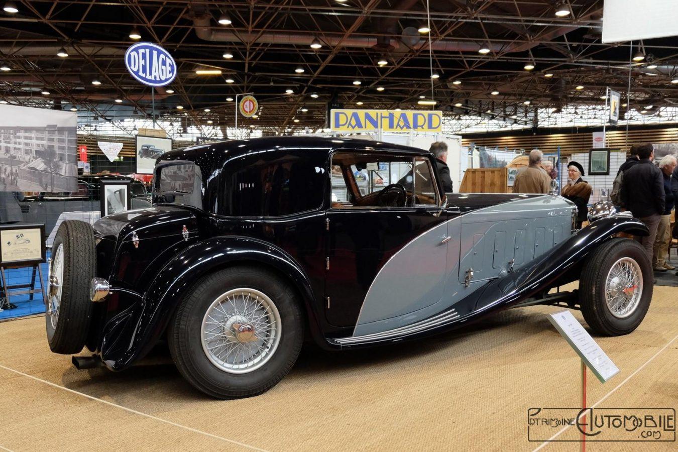 delage d8s 1932