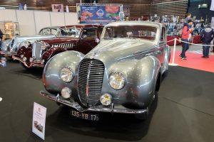 Delahaye-135-MS-coupé-chapron-1946-2-300x200 Delahaye à Epoqu'auto 2016 (2/2) Divers Voitures françaises avant-guerre