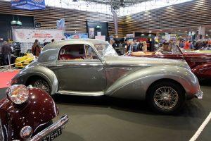 Delahaye-135-MS-coupé-chapron-1946-5-300x200 Delahaye à Epoqu'auto 2016 (2/2) Divers Voitures françaises avant-guerre