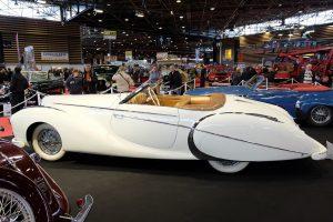 Delahaye-135-cabriolet-saoutchik-1949-5-300x200 Delahaye à Epoqu'auto 2016 (2/2) Divers Voitures françaises avant-guerre