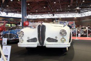 Delahaye-135-cabriolet-saoutchik-1949-6-300x200 Delahaye à Epoqu'auto 2016 (2/2) Divers Voitures françaises avant-guerre