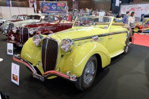 Delahaye-135-cabriolet-tuscher-1937-2-300x200 Delahaye à Epoqu'auto 2016 (2/2) Divers Voitures françaises avant-guerre