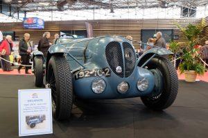 Delahaye-135-s-n°19-1936-2-300x200 Delahaye à Epoqu'auto 2016 (2/2) Divers Voitures françaises avant-guerre