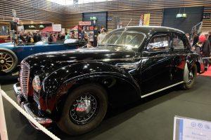 Delahaye-180-berline-blindée-chapron-1948-6-300x200 Delahaye à Epoqu'auto 2016 (2/2) Divers Voitures françaises avant-guerre