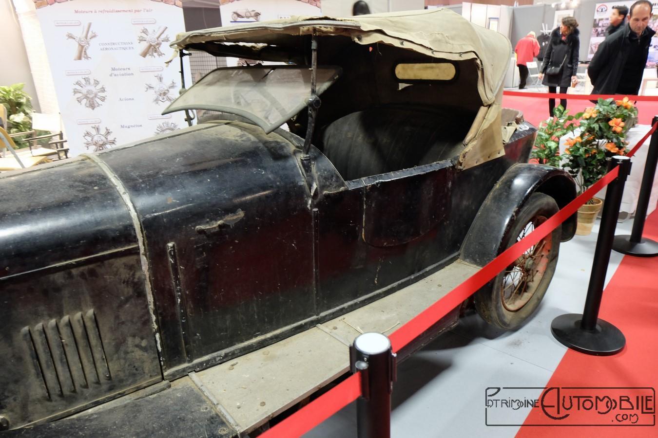 salmson val 3 de 1924  u00e0 r u00e9tromobile