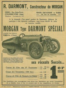 darmont-spécial-1927-224x300 Tricyclecar Darmont Cyclecar / Grand-Sport / Bitza Divers