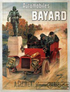 bayard-pub-226x300 Bayard AC40 Châssis court de 1905 Divers Voitures françaises avant-guerre