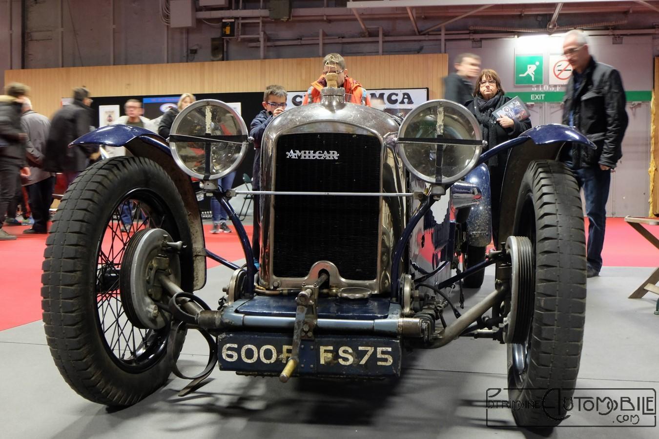 amilcar c6 1927