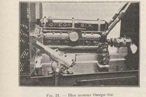 Le_Génie_civil_28-10-1922-Omega-six-2-300x200 Oméga-Six 1929 Divers Voitures françaises avant-guerre