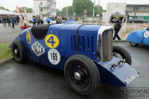 "Citroën-Rosalie-Record-Petite-Rosalie-N°4-1933-Recreation-4-300x200 ""Petite Rosalie"" des records 1933 Cyclecar / Grand-Sport / Bitza Divers"