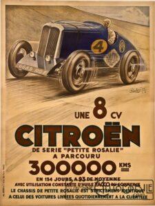 """citroen-rosalie-des-records-montlhery-pierre-louys-1934-225x300 """"Petite Rosalie"""" des records 1933 Cyclecar / Grand-Sport / Bitza Divers"""
