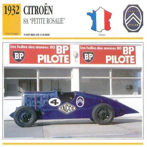 "fiche-rosalie-record-1-300x300 ""Petite Rosalie"" des records 1933 Cyclecar / Grand-Sport / Bitza Divers"