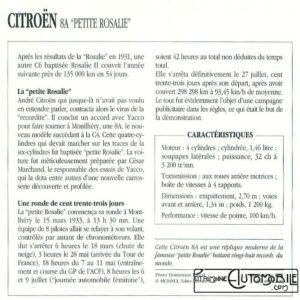 "fiche-rosalie-record-2-300x300 ""Petite Rosalie"" des records 1933 Cyclecar / Grand-Sport / Bitza Divers"