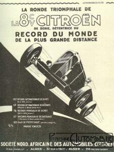 """record10-225x300 """"Petite Rosalie"""" des records 1933 Cyclecar / Grand-Sport / Bitza Divers"""