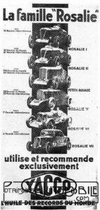 "rosalie-des-records-143x300 ""Petite Rosalie"" des records 1933 Cyclecar / Grand-Sport / Bitza Divers"