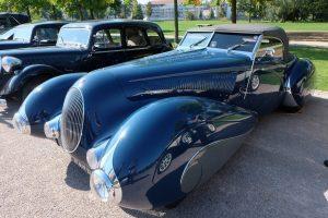 Talbot-Lago-T26-roadster-Figoni-1948-1-300x200 Talbot Lago Roadster Figoni-Falaschi Divers Voitures françaises avant-guerre