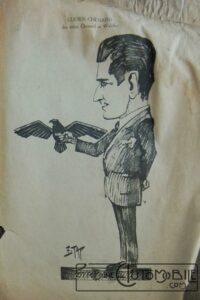 """caricature-Chenard-200x300 le """"who's who"""" automobile... :) Autre Divers"""