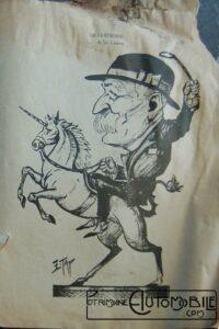 "caricature-la-licorne-200x300 le ""who's who"" automobile... :) Autre Divers"