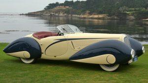 delahaye-135-figoni-2-Copier-300x169 Talbot Lago Roadster Figoni-Falaschi Divers Voitures françaises avant-guerre