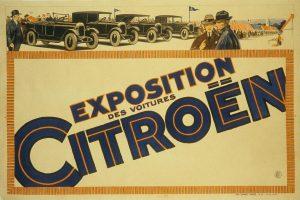 expo-citroen-pub-1925-300x200 La Caravane Citroën passe chez Closse à Nancy Autre Divers