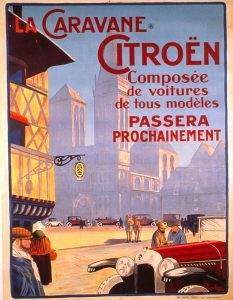 louys1925-233x300 La Caravane Citroën passe chez Closse à Nancy Autre Divers