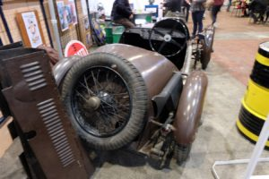 DSCF8128-300x200 D'Yrsan Grand Sport 1928 Cyclecar / Grand-Sport / Bitza Divers
