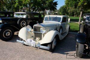 """Hispano-Suiza-K6-demi-berline-sans-montant-Vanvooren-1934-1-300x200 Hispano-Suiza K6 """"demi-berline"""" Van Vooren de 1934 Divers Voitures françaises avant-guerre"""