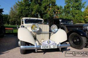 """Hispano-Suiza-K6-demi-berline-sans-montant-Vanvooren-1934-2-300x200 Hispano-Suiza K6 """"demi-berline"""" Van Vooren de 1934 Divers Voitures françaises avant-guerre"""