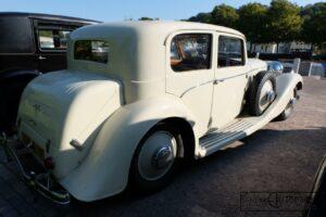 """Hispano-Suiza-K6-demi-berline-sans-montant-Vanvooren-1934-5-300x200 Hispano-Suiza K6 """"demi-berline"""" Van Vooren de 1934 Divers Voitures françaises avant-guerre"""