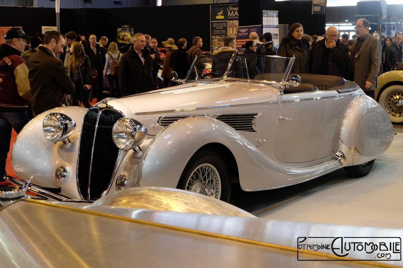 delahaye 135 ms cabriolet figoni falaschi 1939