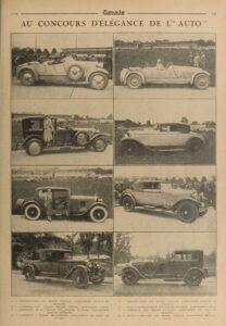 Omnia-1927-208x300 Peugeot 174 S Torpedo Divers Voitures françaises avant-guerre